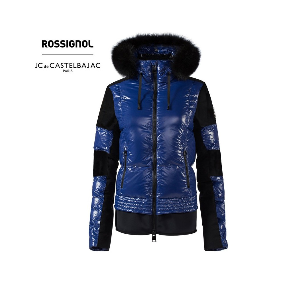Femme ski de Kaissy Rossignol promotion Doudoune en Yf6b7Igyv