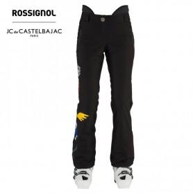 Pantalon de ski ROSSIGNOL JCC Signak Noir Femme