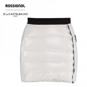 Jupe en plume ROSSIGNOL JJC Kelys Blanc Femme