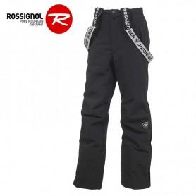 Sur-Pantalon de ski ROSSIGNOL Boy Ski Pant Noir Junior