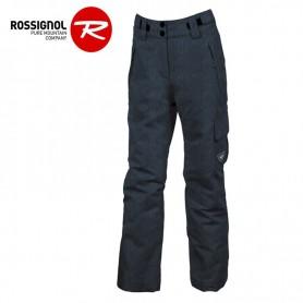 Pantalon de ski ROSSIGNOL Girl Ski Denim Bleu Fille