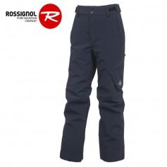 Pantalon de ski ROSSIGNOL Boy Ski Bleu nuit Garçon