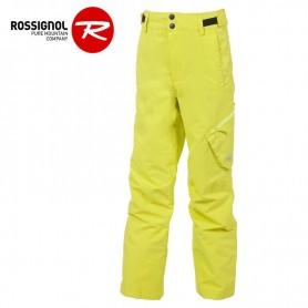 Pantalon de ski ROSSIGNOL Boy Ski Chartreuse Garçon