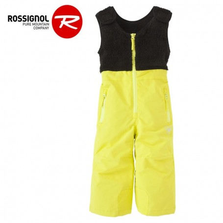 Salopette de ski ROSSIGNOL Kid Ski Jaune Junior