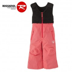 Salopette de ski ROSSIGNOL Kid Ski Rose Fille