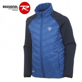 Veste zippée ROSSIGNOL Boy Clim Light Bleu Garçon