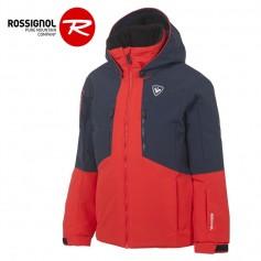 Veste de ski ROSSIGNOL Boy Course Bleu / Rouge Garçon