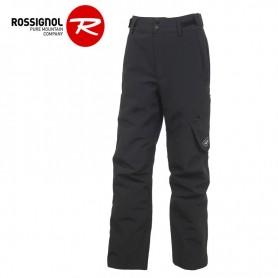 Pantalon de ski ROSSIGNOL Boy Ski Noir Garçon