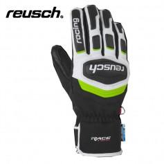 Gants de slalom REUSCH Training R-tex Noir / Vert Homme
