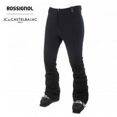 Pantalon de ski Softshell ROSSIGNOL JJC Tracks Noir Femme
