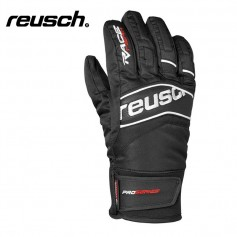 Gants de ski REUSCH Ski Team Noir Junior