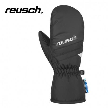 Moufles de ski REUSCH Bennet R-Tex Noir / Blanc Junior