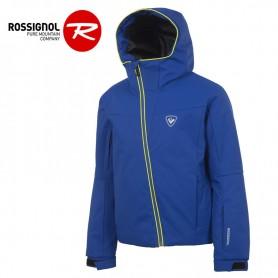 Veste de ski ROSSIGNOL Boy Controle Bleu Garcon