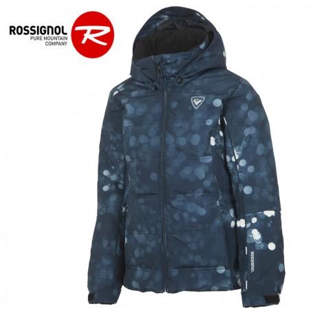 Doudoune de ski ROSSIGNOL Girl Polydown PR Vision Fille