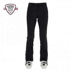 Pantalon de ski ROSSIGNOL 1907 Roches Softshell Noir Femme