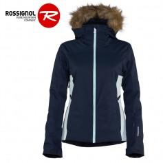 Veste de ski ROSSIGNOL Controle Bleu Femme