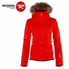 Veste de ski ROSSIGNOL Controle Rouge Femme