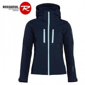 Veste de ski ROSSIGNOL Course Bleu nuit Femme