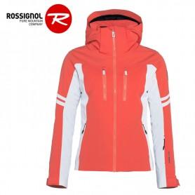 Veste de ski ROSSIGNOL Course Corail Femme