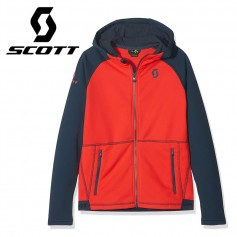 Veste SCOTT Defined Tech Bleu / Rouge Junior