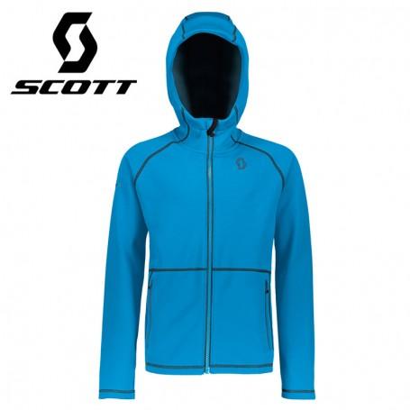 Veste SCOTT Defined Tech Bleu Junior