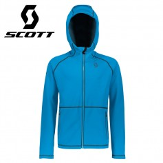 Veste SCOTT Defined Tech Bleu Junior