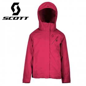 Veste de ski SCOTT Ultimate Dryo 10 Fuschia Fille