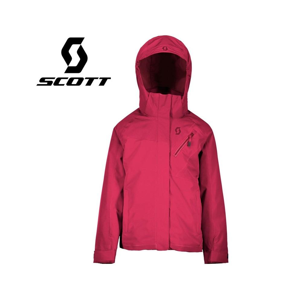 Veste de ski SCOTT Ultimate Dryo 10 Fuschia Fille