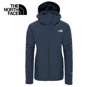 Veste 3 en 1 THE NORTH FACE Inlux Triclimate Bleu marine Femme