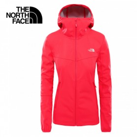 Veste coupe-vent THE NORTH FACE Rose Femme