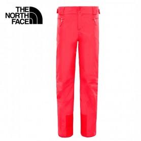 Pantalon de ski THE NORTH FACE Presena Corail Femme