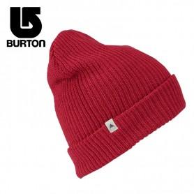 Bonnet BURTON Truckstop Rouge Unisexe