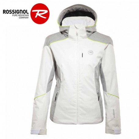 Veste de ski ROSSIGNOL Frost Blanc Femme