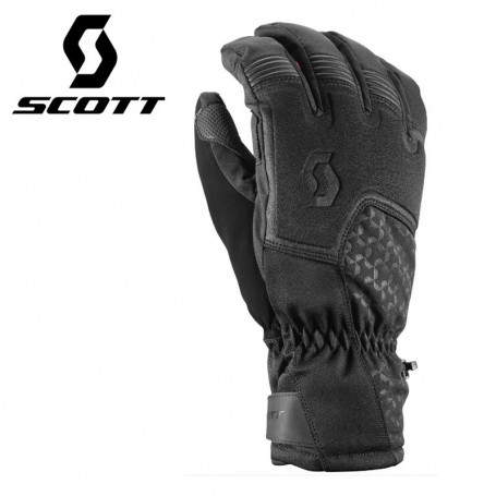Gants de ski SCOTT Vertic Tech Noir Hommes