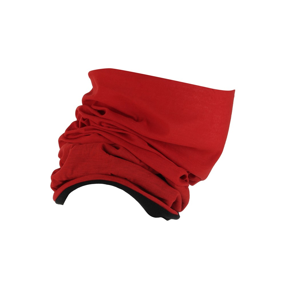 Tour de cou FLEXI HEAD Rouge / Noir Unisexe