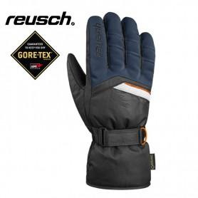 Gants de ski REUSCH Bolt Gtx Noir / Bleu Homme
