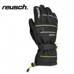 Gants de ski REUSCH Connor R-tex XT Noir/Vert Homme