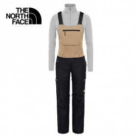 Salopette de ski THE NORTH FACE Ceptor Beige / Noir Femme