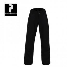Pantalon de ski PEAK PERFORMANCE Anima Noir Femme