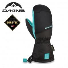 Moufles de ski DAKINE Kids Rover Gtx Noir / Turquoise Junior