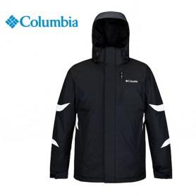 Veste de ski COLUMBIA Shredinator Noir Homme