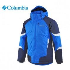 Veste de ski COLUMBIA Shredinator Bleu / Gris Homme