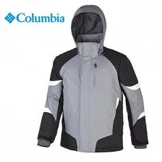 Veste de ski COLUMBIA Shredinator Gris / Noir Homme