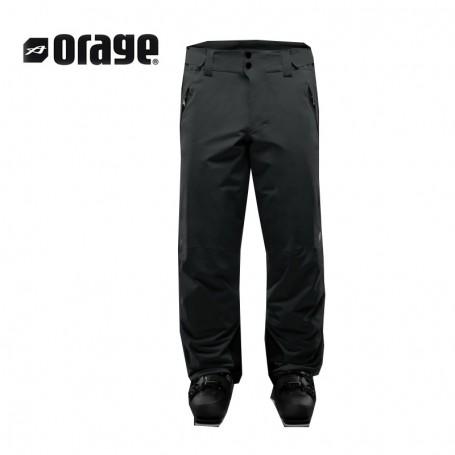 Pantalon de ski ORAGE Exodus Noir Homme