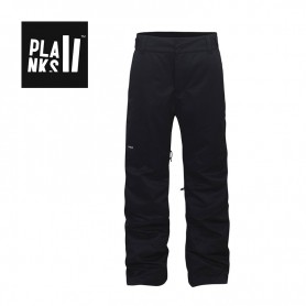 Pantalon de ski PLANKS Feel Good Black Homme