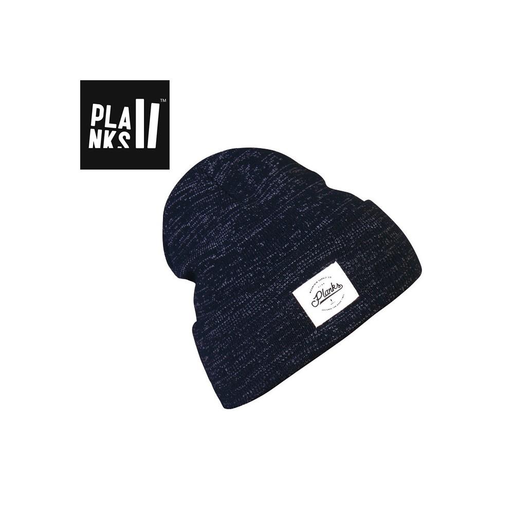 Bonnet de ski PLANKS Montain Supply Noir Unisexe