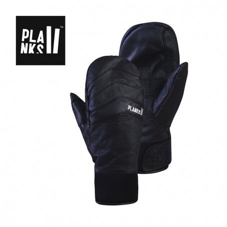 Moufles de ski PLANKS Jones Noir Homme