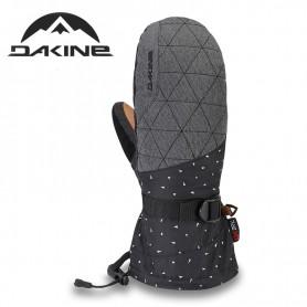 Moufles de ski DAKINE Leather Camino Gris Femme