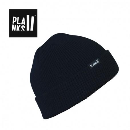 Bonnet de ski PLANKS Essentials Noir Homme
