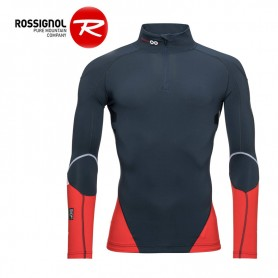 Maillot thermique ROSSIGNOL Infini Compression Bleu marine Homme